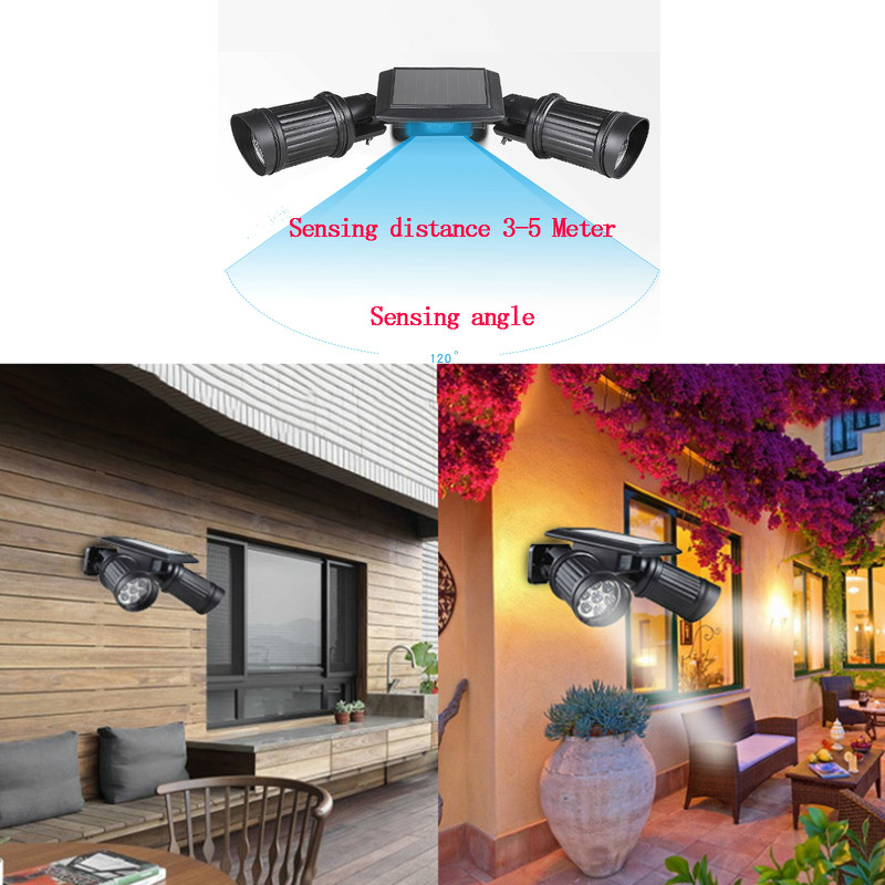Landscape Solar Power Led Exterior Hanging Lights Taper For Lawn Party Outdoor Spotlight Garden Courtryard Home Patio Decoration ...