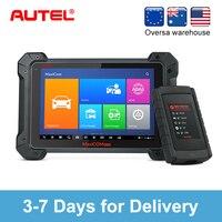 Autel MaxiCOM MK908 Auto Full OBD2 Car Diagnostic tool OBDII ECU Coding Code Reader Scanner OBD 2 Scan tool pk Launch X431