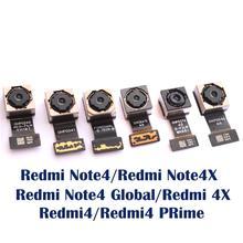 オリジナルnewバックリアカメラフレックスケーブルモジュールxiaomi redmi 4 プロ首相redmi注 4 4Xグローバル/中国/mtk