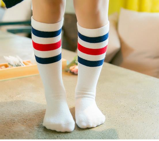 We're Sock It to Me, and we make awesome things you can wear that bring out your colorful confidence. Since we've been busy coming up with bold socks and underwear that laugh defiantly at the world's expectations, first on knee high socks, then crew socks, kids socks, underwear.