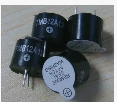 10pcs/lot Active Buzzer 3V/5V/12V TMB12A03 TMB12A05 TMB12A12 Active Buzzer Magnetic Long Continous Beep Tone 12*9.5mm