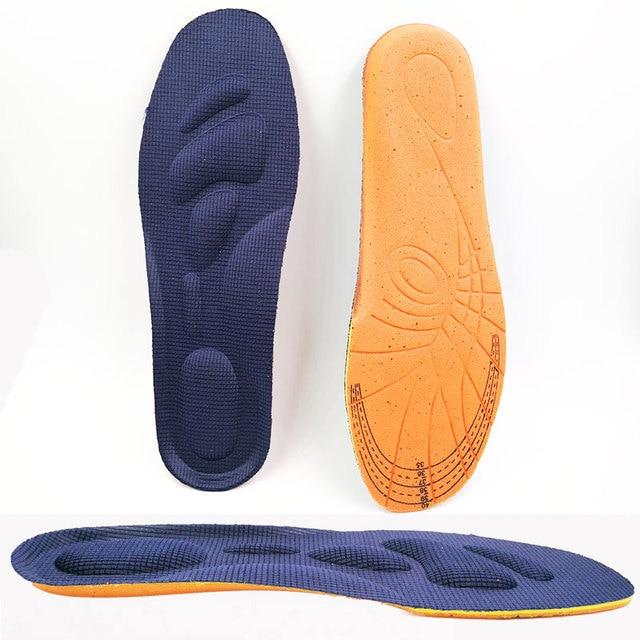 Bộ nhớ Bọt Dụng Cụ Chỉnh Hình Arch Support Giày Lót Phụ Nữ Người Đàn Ông Bàn Chân Phẳng Thể Thao Chạy Thở Lót cho chân Chỉnh Hình Pad