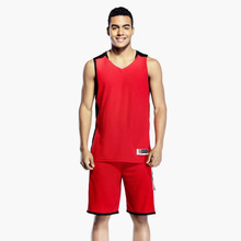 basketball jerseys Set Uniforms kits Men Reversible Basketball shirts shorts suit Sports clothes Double-side Sportswear L-5XL