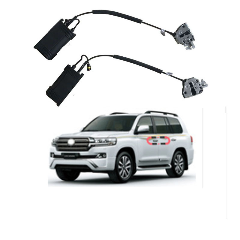 For Toyota LAND CRUISER/4RUNNER/PREVIA/PRADO/SEQUOIA Car accessories Intelligence Electric suction door refitted automatic...
