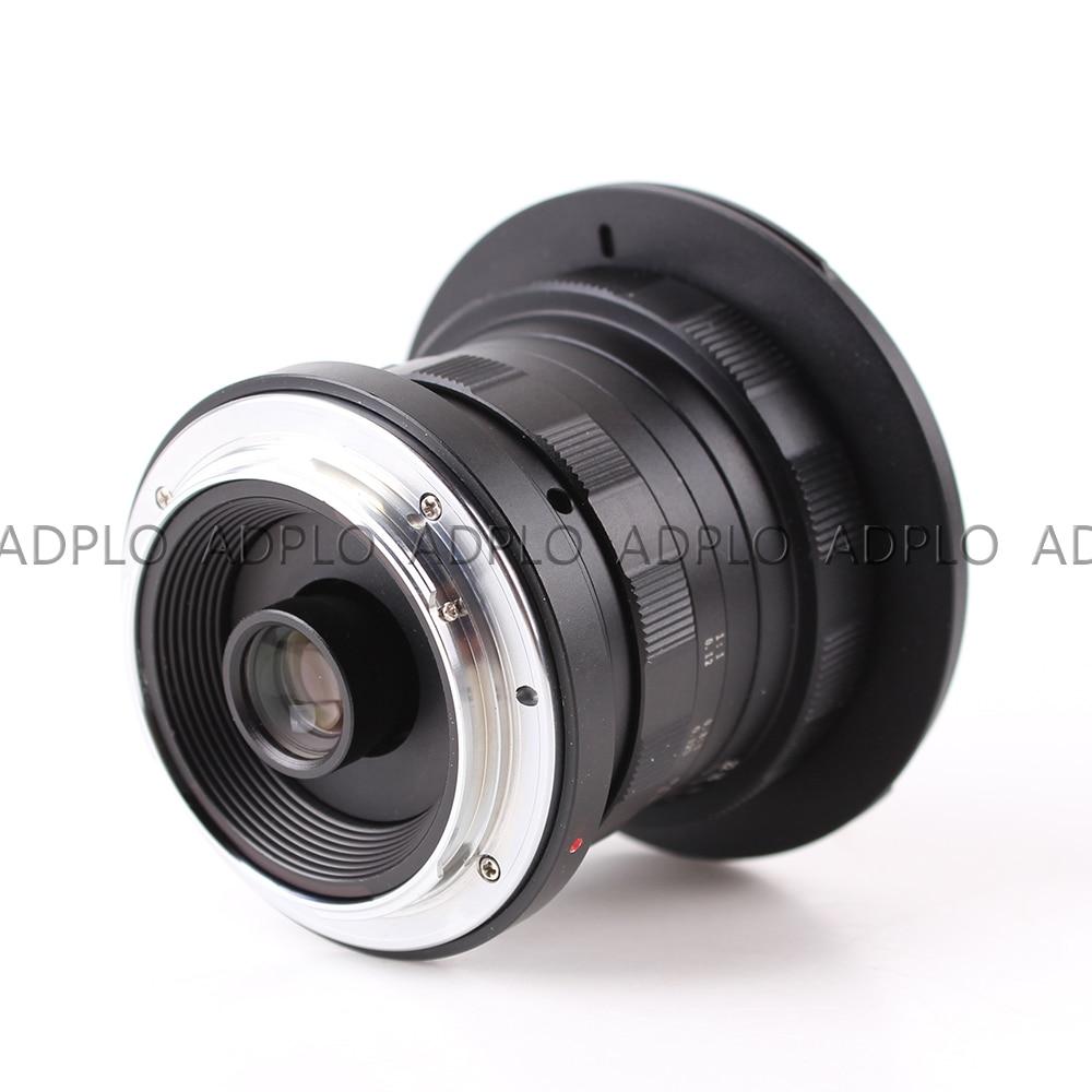 15 mm f / 4 costum Ultra Wide Lens pentru camere digitale SLR Nikon - Camera și fotografia - Fotografie 6