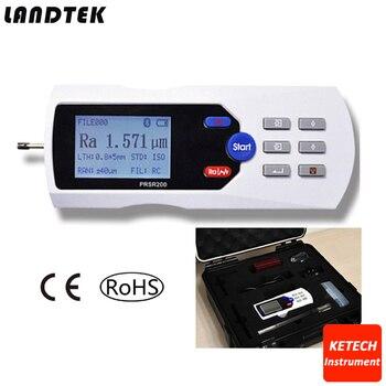 PRSR200 цифровой портативный CE сертификация прибор для измерения неровности поверхности тестер