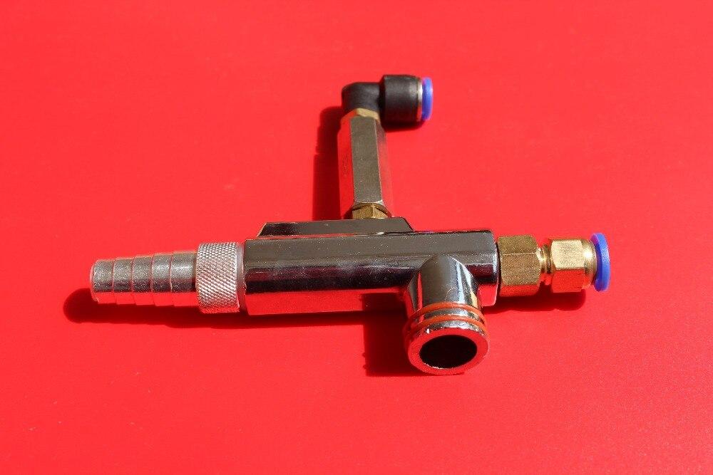 Electrostatic Powder Coating Machine Powder Injector Pump 8451 Insert Sleeve 440