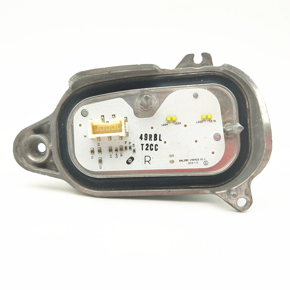 Original for Audi Q5 Headlight LED DRL Daytime Running Light Module Control Unit 8R0941476B
