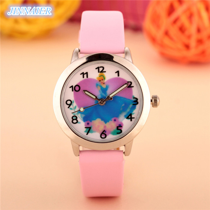 10pcs/lot wholesales newest hot sales 6colors good quality 3D cartoon girls students gifts watch quartz small leather wristwatch sopi sn 002 aluminum desktop vertical stand for laptop tablets 11 15 inch laptops of width between 0 45mm