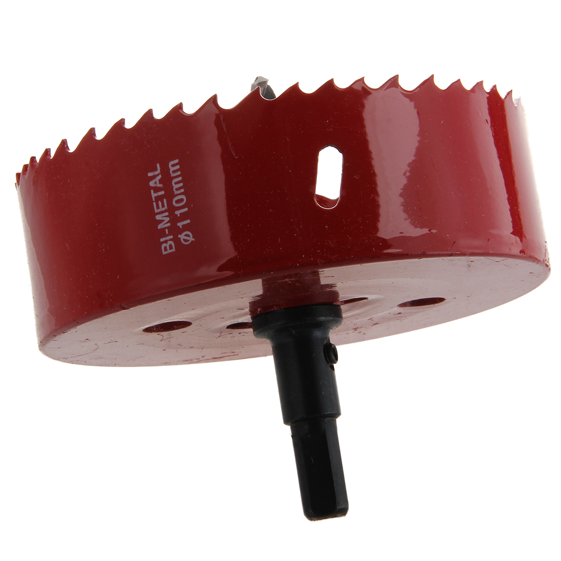 THGS Aluminum Alloy Iron Cutting 110mm Dia Bimetal Hole Saw best selling aluminum alloy wood cutting 60mm diameter hole saw tool