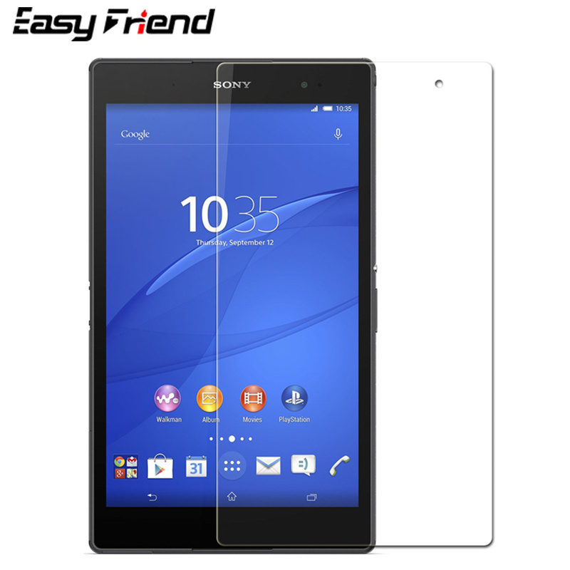 For Sony Xperia Z3 Tablet Compact SGP621 Tablet Protective Film Tempered Glass Screen Protector