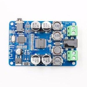 Image 5 - TDA7492P Bluetooth 4.0 V4.0 V2.1 אודיו מקלט מגבר לוח מודול עם AUX ממשק 2*25W כונן רמקול AUX ממשק