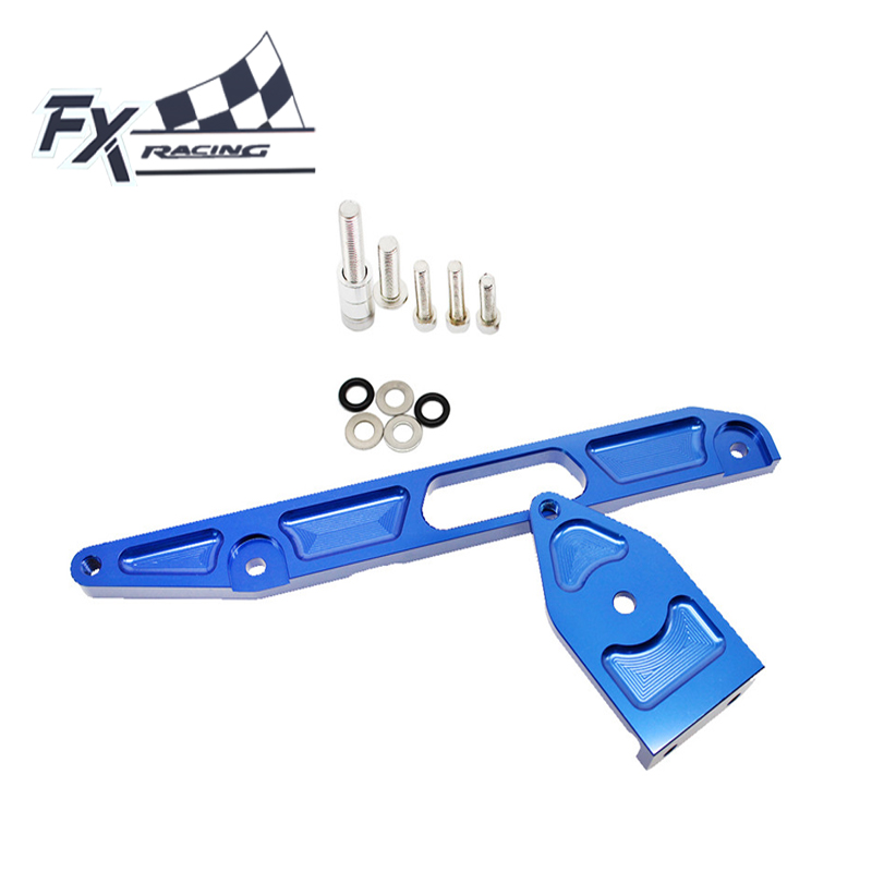 FX Aluminum Motorcycle Steering Stabilizer Mounting Bracket For Yamaha XJR1300 XJR 1300 2002-2015 03 04 05 06 07 08 09 10 11 12 босоножки kiss kissy s55384 07 03 09 kisskitty 2015 s55384 07 03 09 05 11