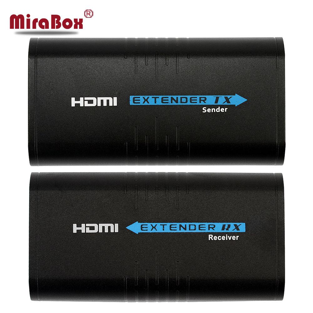 hdmi extender 120m Over Ethernet tcp ip rj45 cat5 cat5e cat6 hdmi extender like splitter