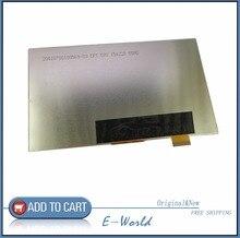 Оригинальный и новый 7-дюймовый 30pin цифровой MF0701683002A ЖК-дисплей экран для планшетных ПК Бесплатная доставка