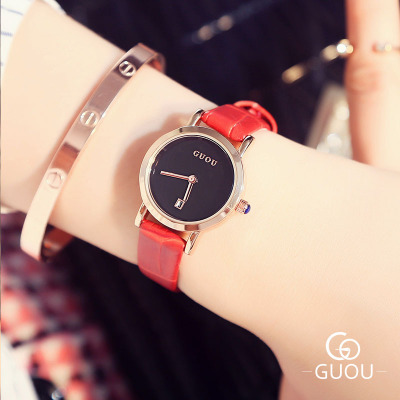 New Luxury Brand Ladies Fashion Quartz Watch Women Small Dial Leather With calendar Wristwatch waterproof Watch Relogio feminino waterproof watch for women nuodun top brand hot sale ladies business watch with calendar week woman wristwatch assista mulher