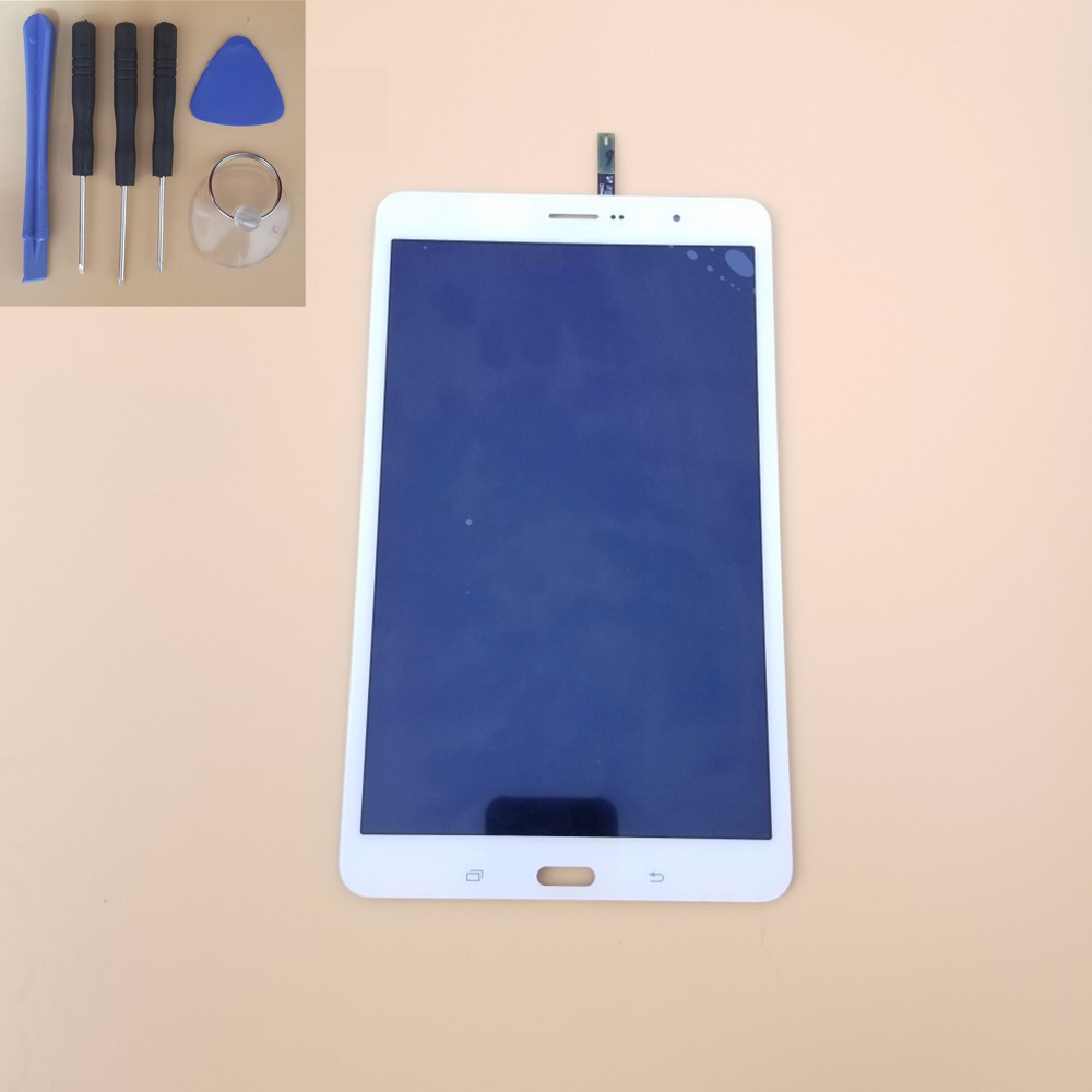 Für <font><b>Samsung</b></font> Galaxy Tab Pro T320 SM-T320 T321 <font><b>LCD</b></font> Display + Touch Screen Digitizer Montage Ersatz Für T320 T321 <font><b>T325</b></font> image