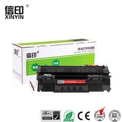 XColor Q5949A 5949A 5949 toner kartridż do hp LaserJet 1160 1320 1320N 1320TN 3390 3392 części drukarki w Kasety z tonerem od Komputer i biuro na