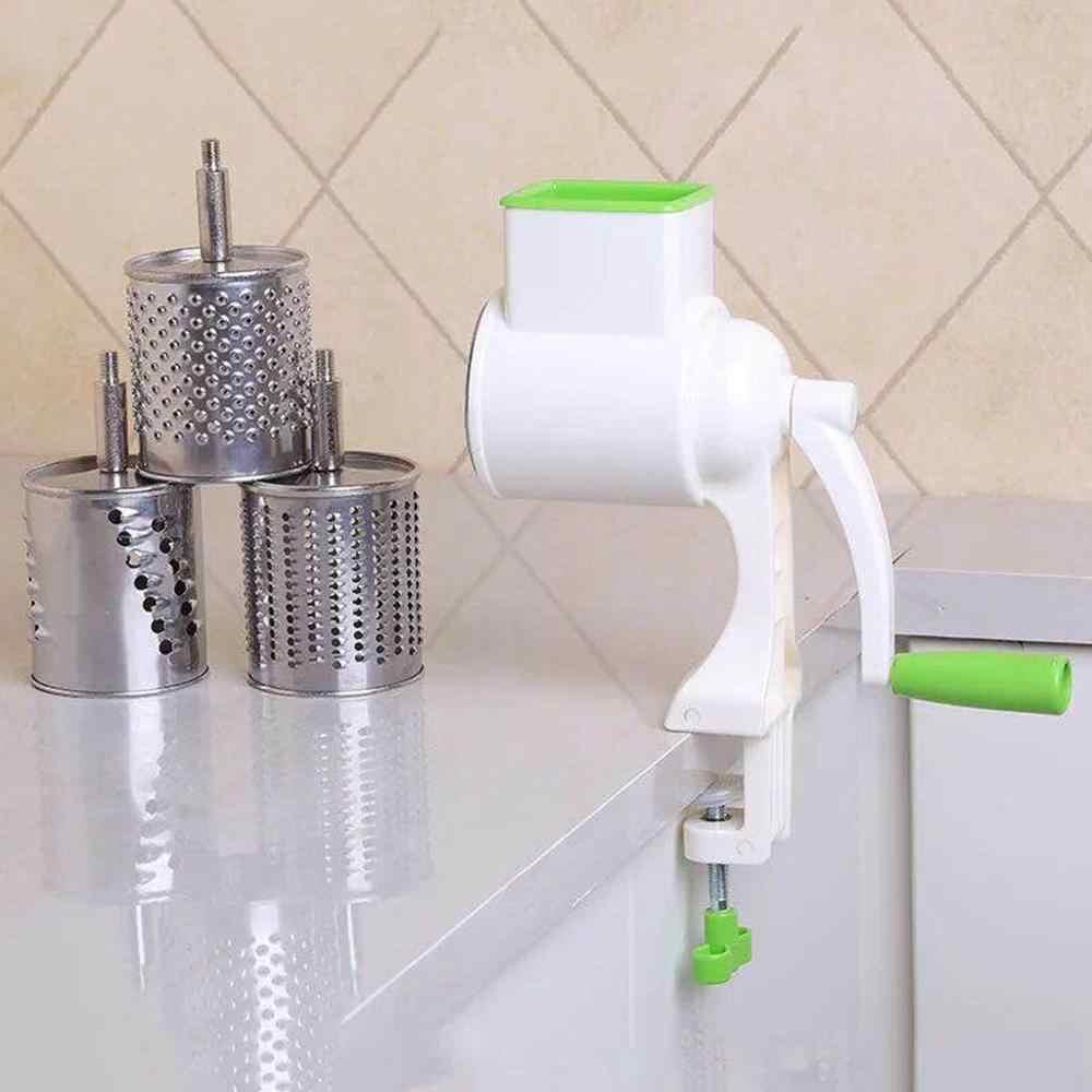 Manual de Legumes Fruta Chopper Mão Puxar Alimentos Cortador De Cebola Nozes Moedor Picador Trituradora Multifuncional Acessórios de Cozinha 5pz