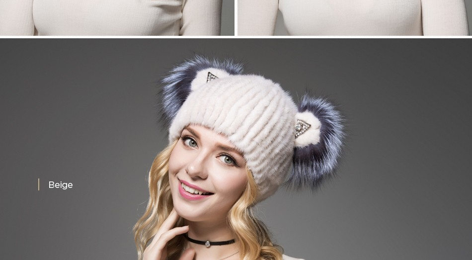 cat ear hat female winter PCM020 (13)
