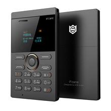 iFcane E1 FM Radio MP3 Vibration Bluetooth Ultra thin Card Mini Small Mobile Phones Children Stendent