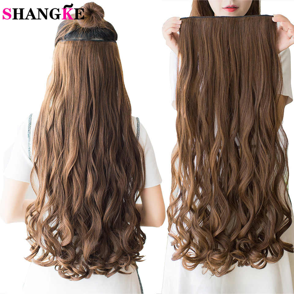 detail feedback questions about shangke 28 long synthetic hair