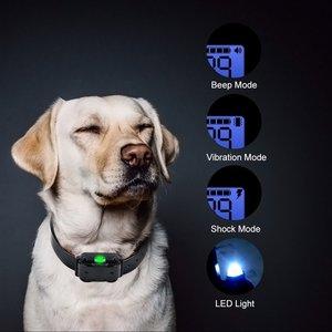 Image 5 - חשמלי 800m שלט רחוק לחיות מחמד עמיד למים נטענת עם LCD תצוגה עבור כל גודל הפסקה קולרים