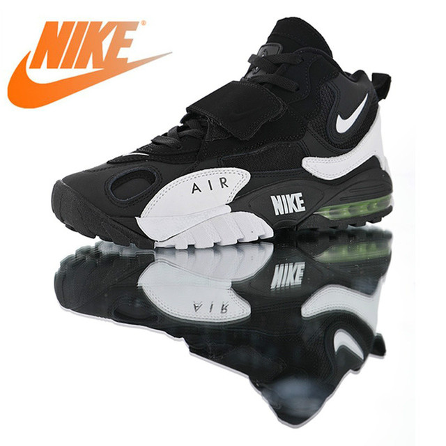 2cba02a92f402 Original Authentic NIKE AIR MAX 95 Sneakerboot Men s Running Shoes Sport  Outdoor Breathable Sneakers 2019 New Arrival 806809-204