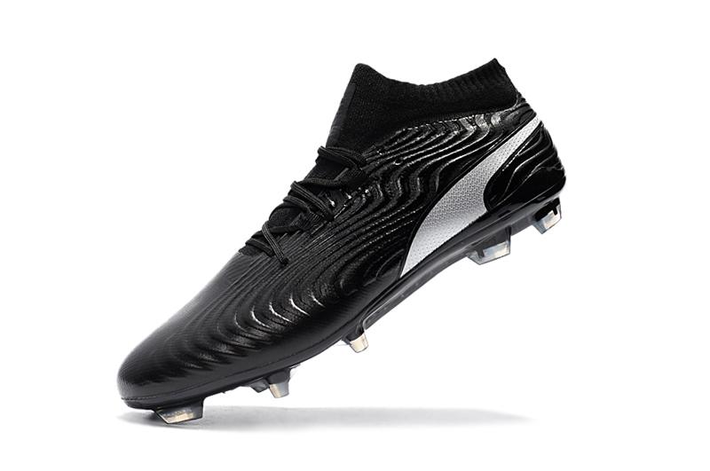 2018 PUMA Men s One 18.4 FG Soccer Shoe Soccer Cleats Sneakers ... 12fe23f7e