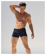 Men's Beach Shorts with Pocket