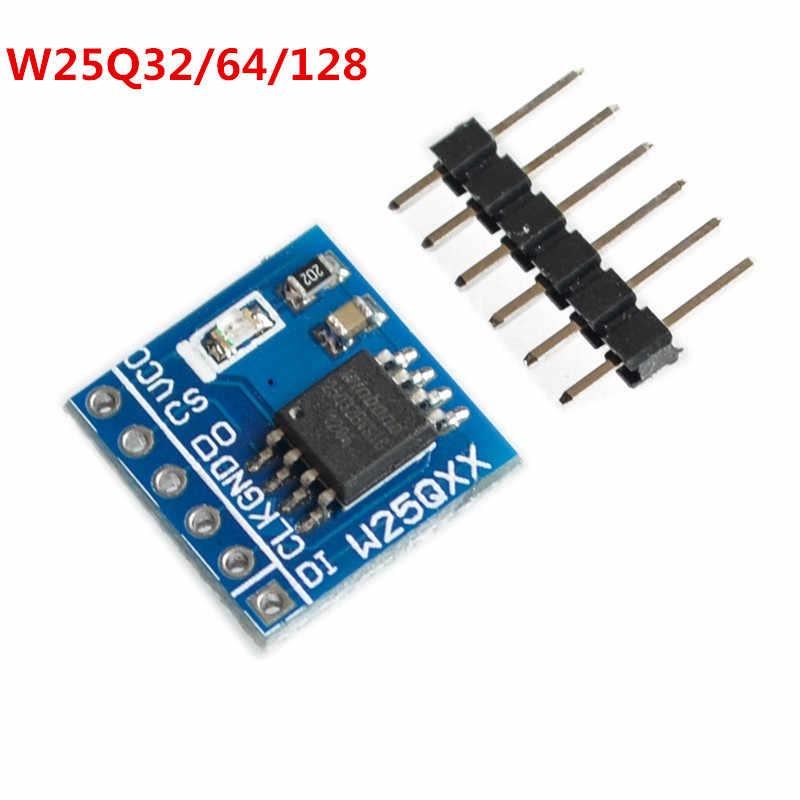 W25Q32 W25Q64 W25Q128 большой емкости флэш-накопитель модуль SPI интерфейс BV FV STM32 код