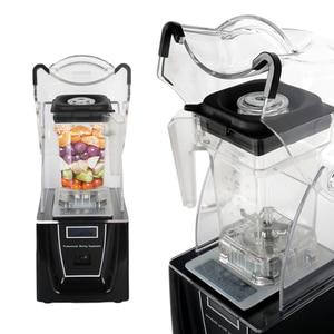 ITOP коммерческий блендер Smoothie Maker 1500 мл миксеры для еды с 5 функциями черная/белая соковыжималка 110В/220В/240В