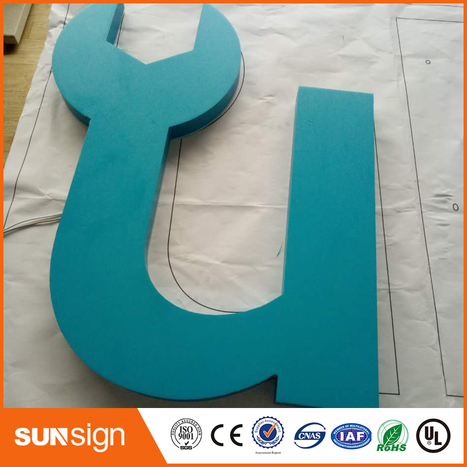 Mini Indoor Acrylic Led Sign Letter