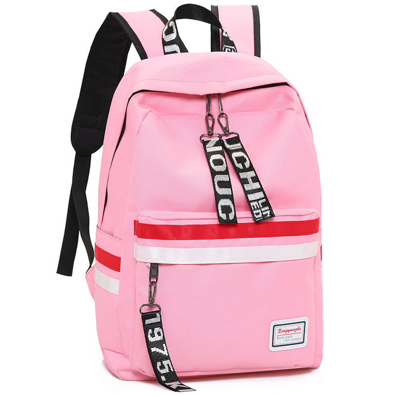 2018 popular school backbags hot travel backpack High capacity light weight shoulder bag for fashion women