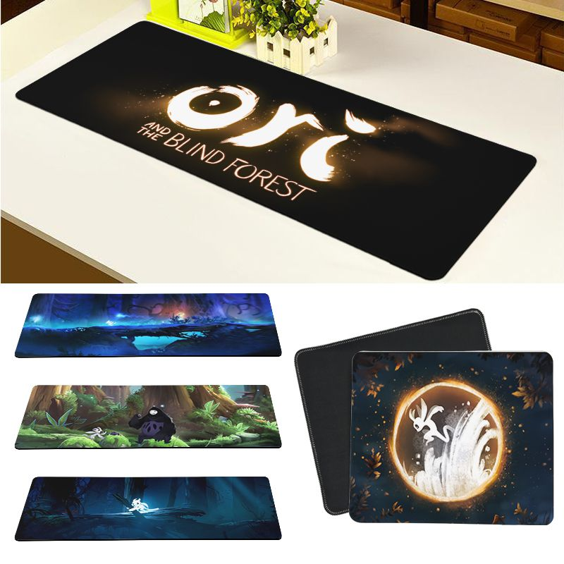 Maiya Top Quality Ori And The Blind Forest Gamer Play Mats Mousepad Free Shipping Large Mouse Pad Keyboards Mat