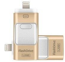 32 GB je-Flash Pilote usb flash drive HD Clé usb Foudre données pour iPhone/iPad/iPod, interface usb Stylo Lecteur pour PC/MAC