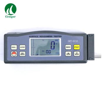 SRT-6210 cyfrowy przyrząd do pomiaru chropowatości powierzchni profilometr z Ra Rz Rq Rt parametr tanie i dobre opinie AMITTARI
