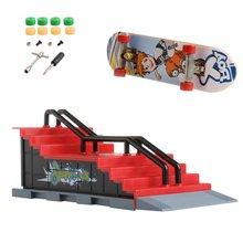 Скейт парк рампы Запчасти для tech eck fingerboard finger board