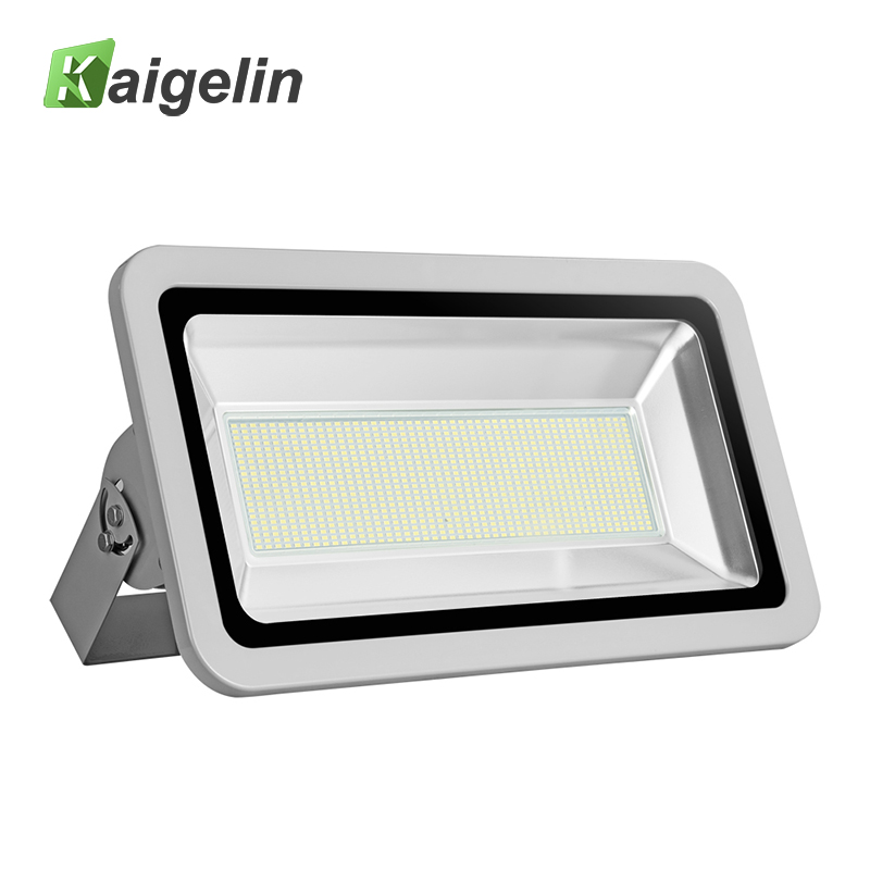500W LED Flood Light 220V-240V 55000LM LED Reflector Light SMD5730 IP65 Waterproof Led Lamp Garden Floodlight Outdoor Lighting ultrathin led flood light 200w ac85 265v waterproof ip65 floodlight spotlight outdoor lighting free shipping