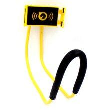 柔軟な携帯電話ホルダーサポート怠惰なぶら下げネック電話スタンドiphone xiaomi huawei社EM88