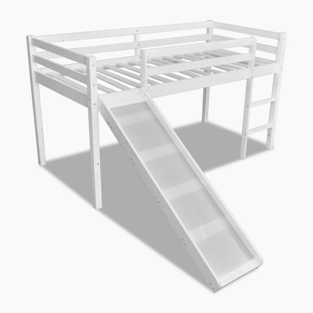 Escaleras Para Nios Elegant Cama Alta Juvenil Muy Practica Y  ~ Escaleras Infantiles Para Camas Altas