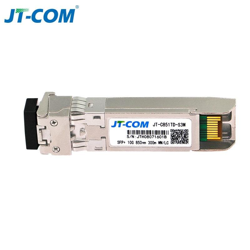 10Gb 300m LC SFP Module Multimode Duplex Fiber Transceiver