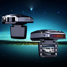 CAR DVR GPS Cam Camera Ultra-wide Angle Single-lens Driving Recorder Device Electronic Dog One Machine Flow Speed Safety Warning