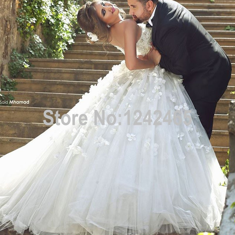 Ball Gown Sweetheart Pleated Buy Wedding Gowns Online Puffy Soft ...