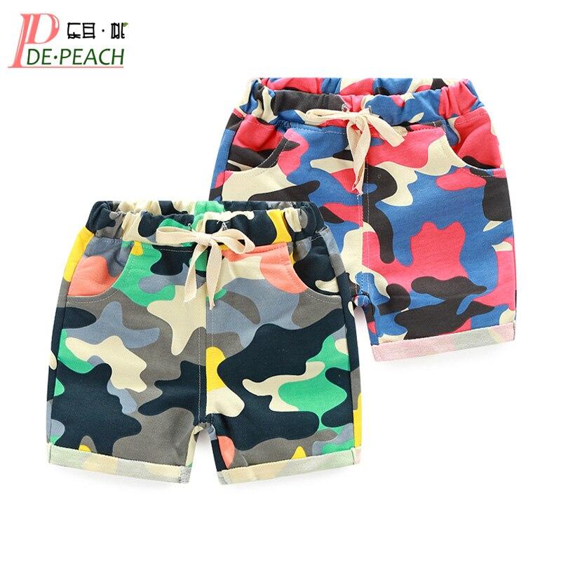 Casual Jungen Us5 Sport 25Off Shorts Kleidung Kinder Hosen Baby Sommer Baumwolle 91 Neue Mädchen Kleinkind mode Camouflage ZuTOXPki