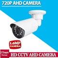 11.11 продаж, ВИДЕОНАБЛЮДЕНИЯ 1.0MP Камеры 2000TVL Ик-Фильтр AHD Камеры 720 P Внутреннего/Наружного Водонепроницаемый 3.6 мм Объектив Камеры Безопасности