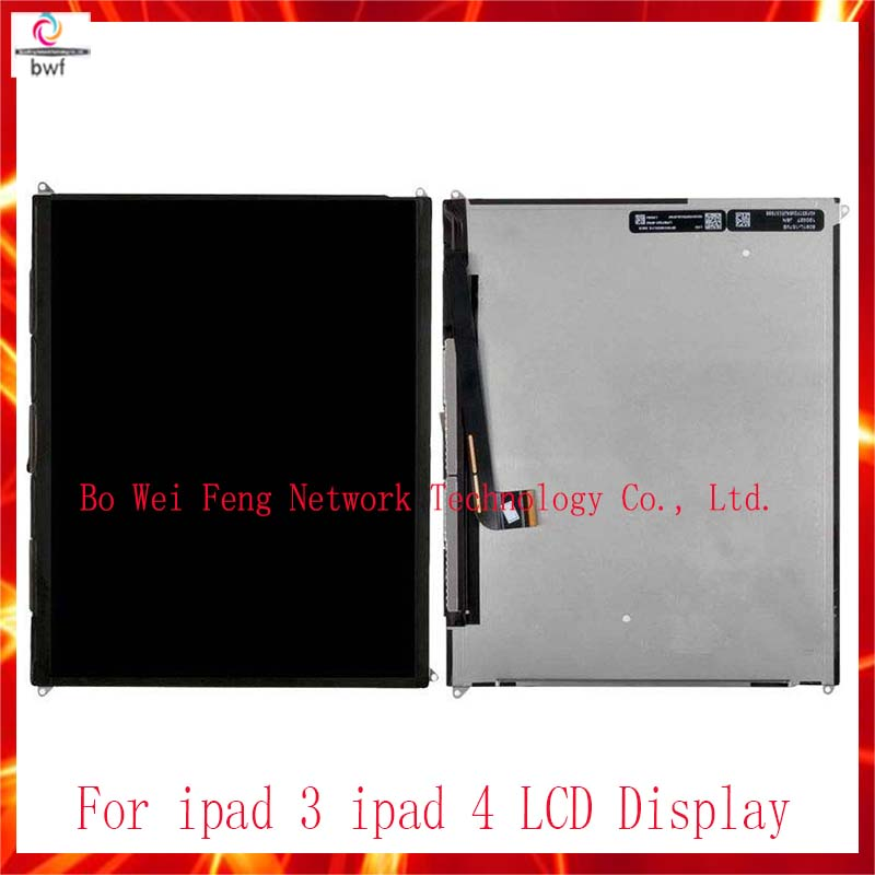 ФОТО High Quality Original For ipad 3 LCD Display Screen ipad 4 LCD Display Screen Free Shipping
