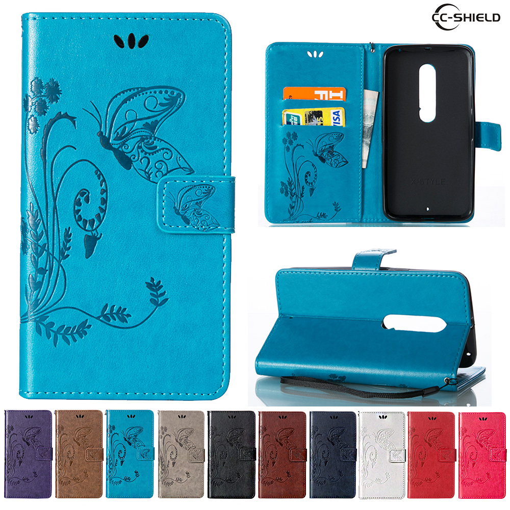 innovative design 900d1 251cf US $4.41 6% OFF Flip Case for Motorola MOTO X Pure Edition XT1570 XT1572  Leather Flip Cover Wallet Case for MOTO X Style XT1575 Mobile phone bag-in  ...