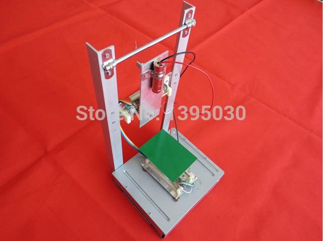 Machine de gravure de coupe de gravure laser 1PC avec port USB; - Machines à bois - Photo 2