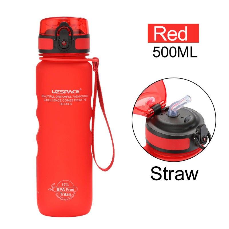 Straw Red